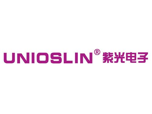 紫光电子UNIOSLIN组合商标授权